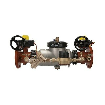 8-350Astda - Double Check Detector Backflow Preventer