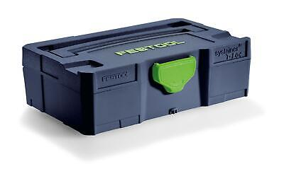 Festool MICRO-SYSTAINER T-LOC SYS-MICRO BLUE - 204540