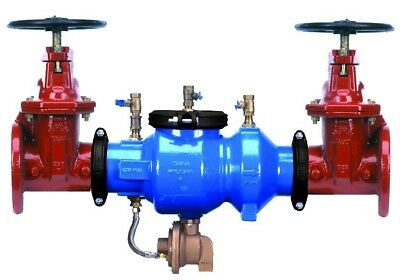 212-375A - Reduced Pressure Principle Backflow Preventer