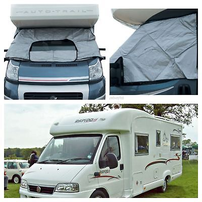 fits Fiat Ducato 2006 on External Thermal Blinds Window Cover Blind Kit