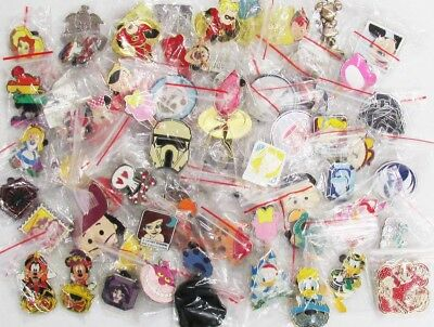 Disney Trading Pin - Lot of 50 Pins Random Mix Cast Lanyard/LE/Rack No Duplicate