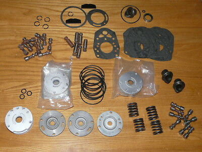 Pneumatic Air Tool Parts Lot - Ingersoll Rand - Chicago