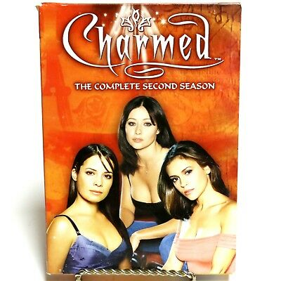 Charmed The Complete Second Season 2 Two DVD Box Set