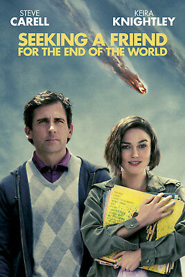 ☆ミ☆彡☆ SEEKING A FRIEND FOR THE END OF THE WORLD (2012) Digital HD UV Copy
