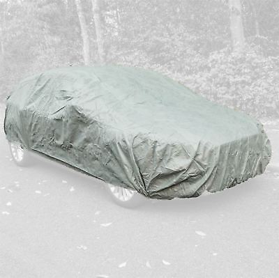 UKB4C Breathable Water Resistant Car Cover fits Mazda 3 Hatchback & Saloon