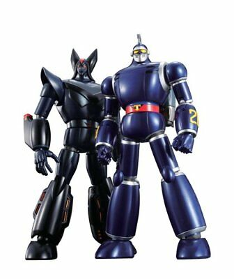 GX-44S Tetsujin 28 & Black Ox Set Soul of Chogokin Metal Figure