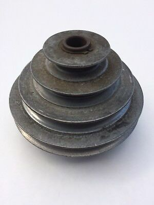 South Bend Deill Press Spindle Pulley With Bearings And Slebe