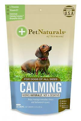 Pet Naturals of Vermont - Calming for Dogs, Natural Behavior Support...