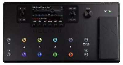 Line 6 Helix Multi-Effects Guitar Pedal
