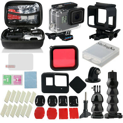Accessory 32-In-1 Kit For GoPro Hero7Black/6/5 Diving Protective Housing Outdoor