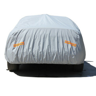 XL Large Universal Full-size Car Cover Water Resistant UV Protection