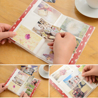 84 Pockets Photo Album For FujiFilm Instax Mini Polaroid Fuji Film Camera