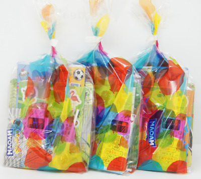 Children's Pre filled Party Bags, Boys Girls Kids Birthday Loot Goody Favours