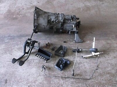 BMW E36 M3 SMG Gearbox Bowden Cable Complete 23412228317