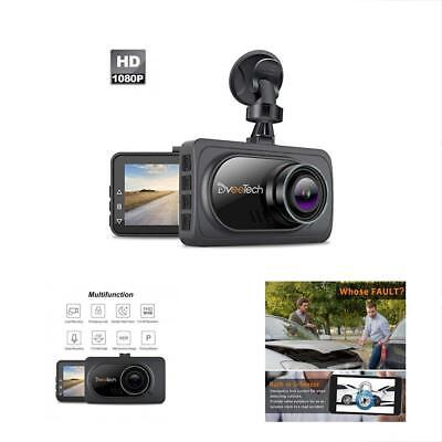 "Dash Cam,1080P Full HD WDR 170,12Mp,3"" IPS LCD Dashboard Camera,Advanced Driver"