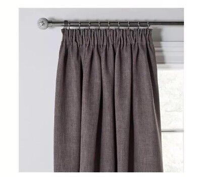 66x72 ARGOS RED OMBRE Pencil Pleat Curtains Lounge Bedroom Argos Unlined Lounge