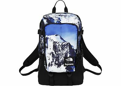 SUPREME X THE North Face BackPack 2017 Brand New FW17 Mountain Expedition TNF
