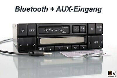 Mercedes-Benz Radio Bluetooth AUX MP3 SL R129 R170 SLK W202 W163 Becker BE2010
