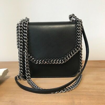 158d634cdd41 STELLA MCCARTNEY FALABELLA Box Mini shoulder bag zwart -  475.00 ...