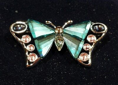 Swarovski Schmetterling Paradise Alua Brosche Brooch retired RAR