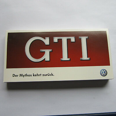 GTI Buttonset