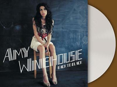 Amy Winehouse ‎– Back To Black LP VINYL WHITE BLACK FRIDAY 2018 NEW & Sealed !!