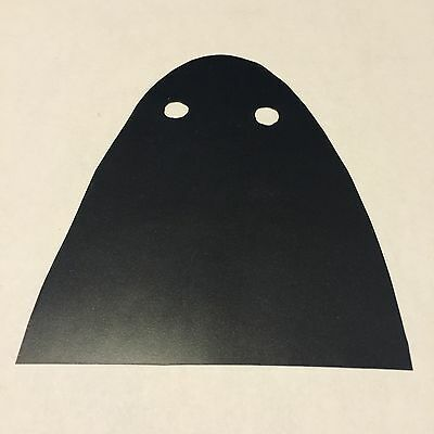 Star Wars Replacement Darth Vader Cape for Vintage 1977 Figure - Repro