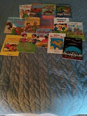 Lot Of 15 Harcourt 3Rd Grade Children's Learning Books { Progressive Level }