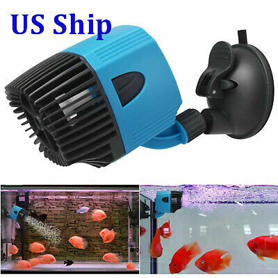 2642GPH Aquarium Circulation Pump Wave Maker Powerhead Pump Fish Tank Pond 20W