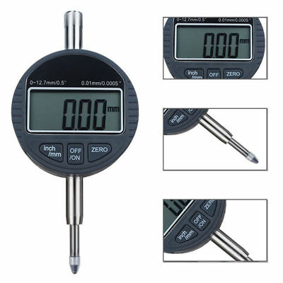 High-Precision Electronic Digital Probe Indicator 0-25.4mm/0-1'' Measuring Range