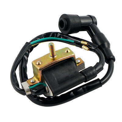 2 wires Ignition Coil 6V For Honda Z50 CT70 C70 CL70 XL70 SL70 Moped Scooter