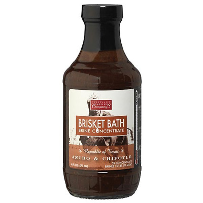 Sweetwater Ancho Chipotle Brisket Bath 16oz