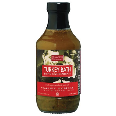 Sweetwater Classic Holiday Turkey Bath 16oz