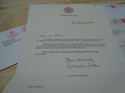 Letters From British Royalty