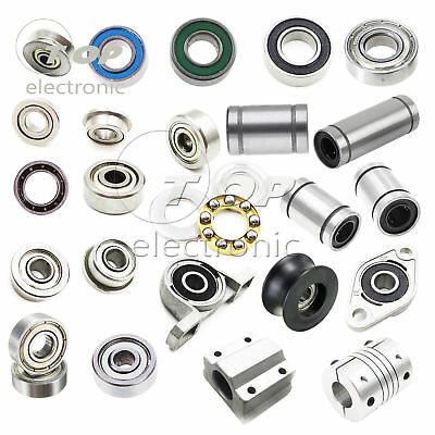 Linear Deep Groove Ball Bearing LM6UU 623ZZ KFL08 Mounted Block Lager Bush