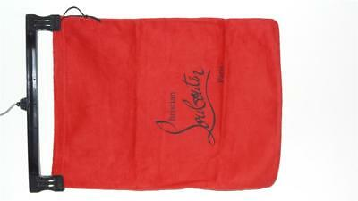 BRAND NEW CHRISTIAN LOUBOUTIN RED DUST BAG Storage Bag W/ a Draw String