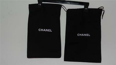 BRAND NEW 2 SMALL CHANEL DUST BAGS Storage Bags