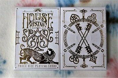 1 deck House of the Rising Spade Faro Playing Cards-S103049292-甲c3