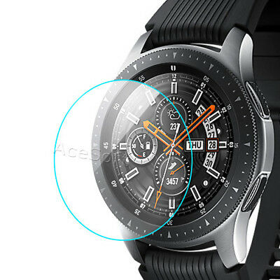 9H+ HD Premium Tempered Glass Screen Protector for Samsung Galaxy Watch 46mm USA