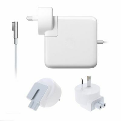 """60W Magsafe1 L Shape AC Adapter Laptop Charger For Apple MacBook Pro 13"""" A1278"""