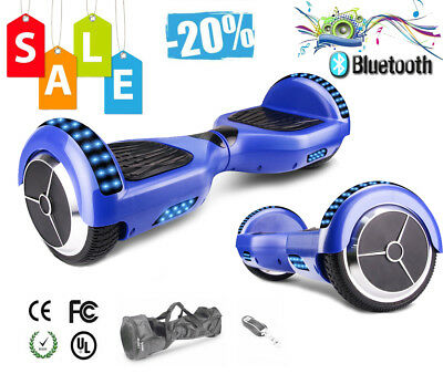 Black Friday 6 5 Bluetooth Electric Scooter Self Balancing Scooter
