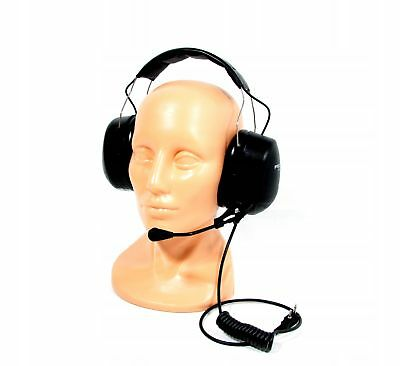 Peltor 3M Mt53H79A-35B Headset With Microphone /02