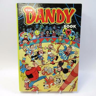Vintage - The Dandy Book 1997 - Comic Book Annual - Thomson & Co - 28cm