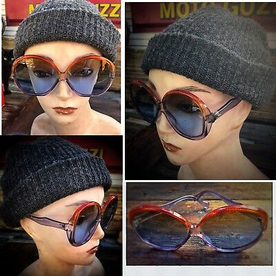 Vintage Sunglasses Made In Japan Retro Oversized Fashion Shades
