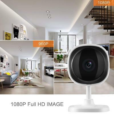 2.4GHz Wi-Fi Smart Camera 1080P HD Baby Monitor Security Indoor Night Vision