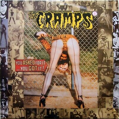 Vinyl DoLP: The Cramps - You Asked For It ... You Got It!