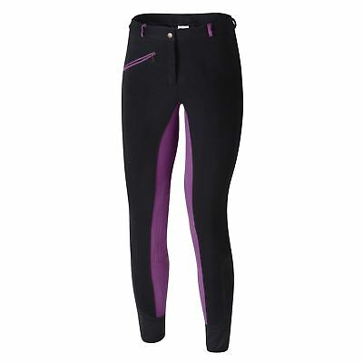 Bow & Arrow Ladies Children Horse Riding Full Seat Knee Patch Riding Breeches