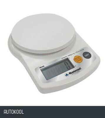 Mastercool Refrigeration 5kg Electronic Charging Weighing Scales 98209