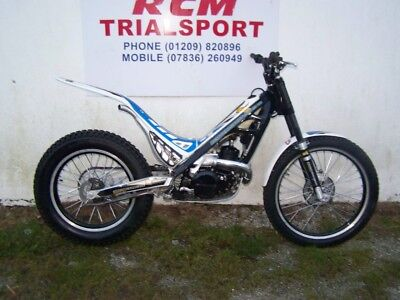 sherco 250 2009 trials bike ready to ride GREAT CONDITION