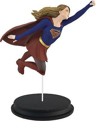 Supergirl Statue DC Icon Heroes Numbered Exclusive! 2000 Made!